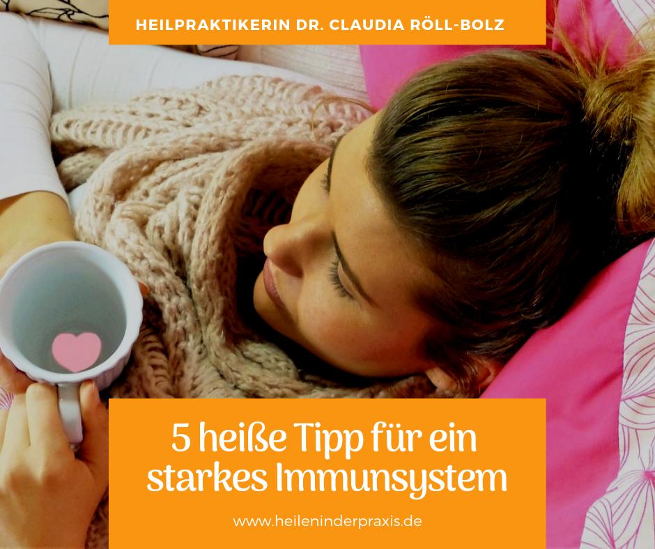 Erkältungen und grippale Infekte