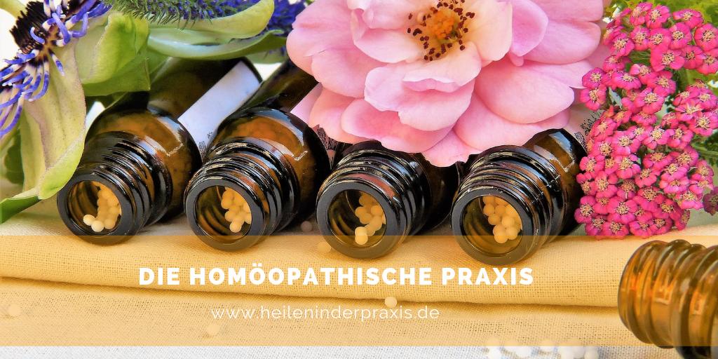 Was Sie in der homöopathischen Praxis erwartet