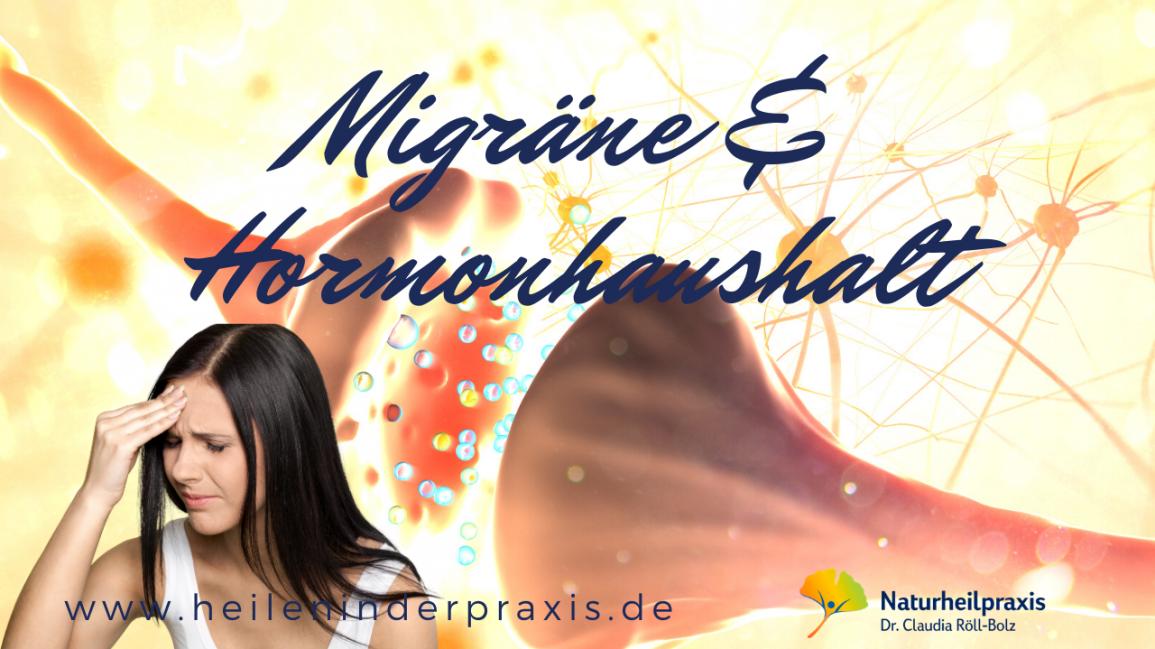 Migräne und Hormonhaushalt