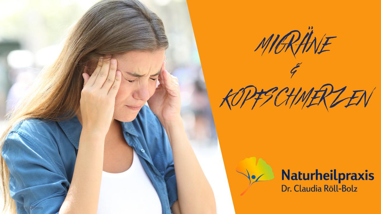 Was ist eigentlich eine Migräne und was sind Kopfschmerzen?