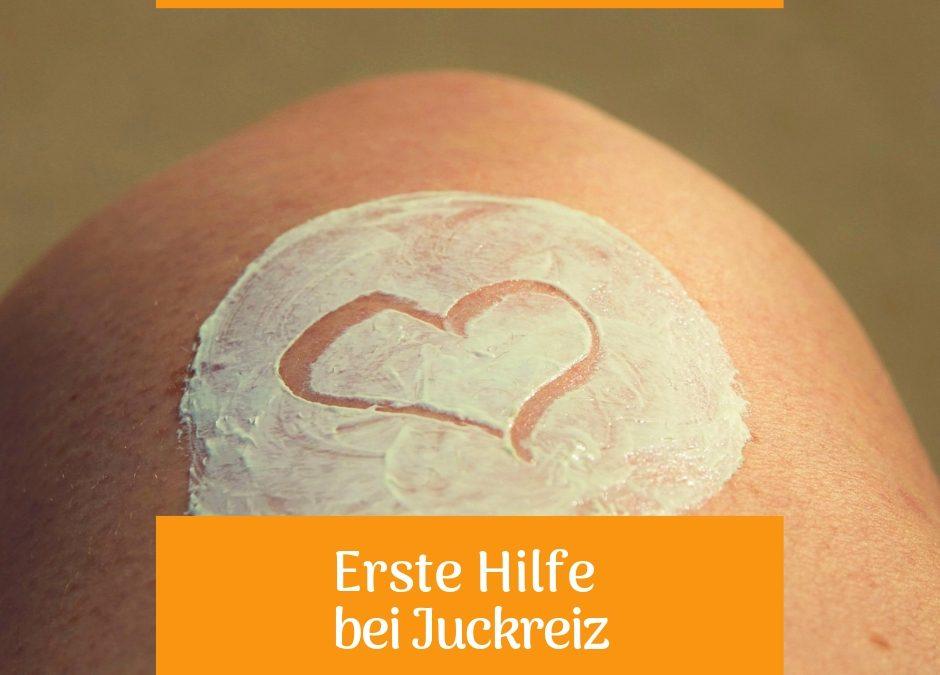 Linderung Juckreiz - Heilpraktikerin Dr. Röll-Bolz in Karlsruhe