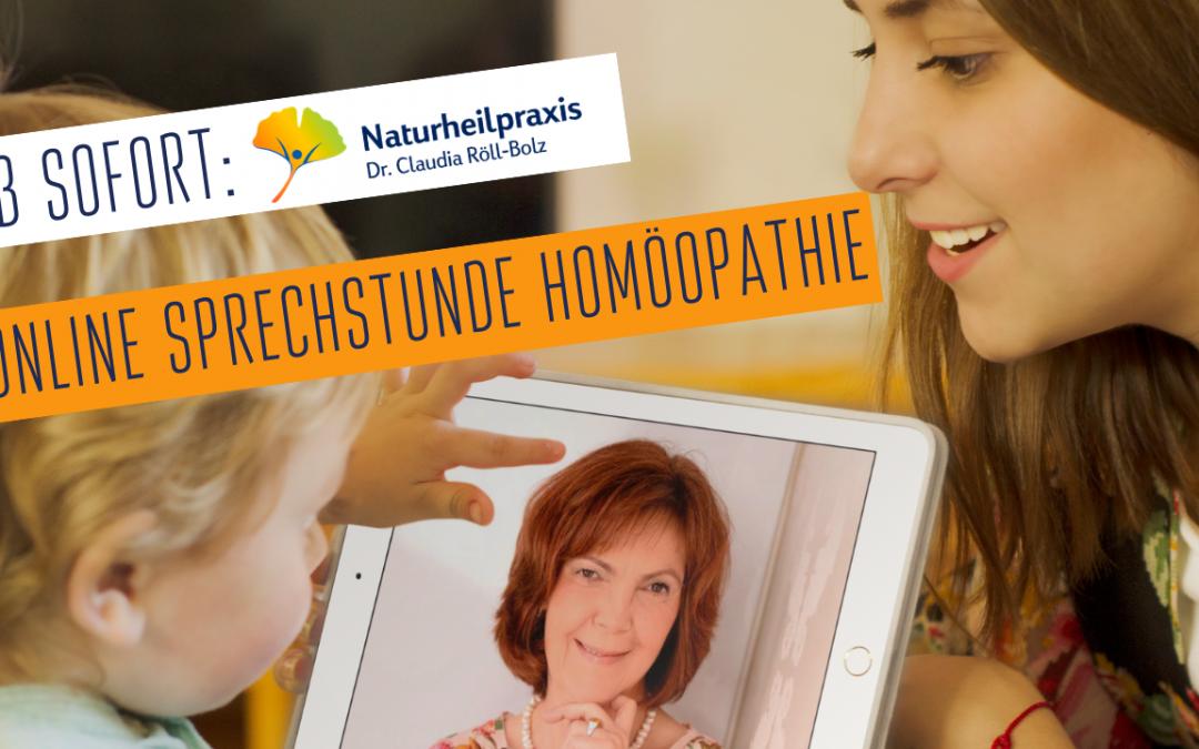 Online-Sprechstunde - Heilpraktikerin in Karlsruhe Dr. Röll-Bolz