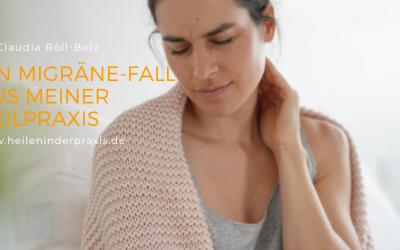 Ein Migräne-Fall aus meiner Heilpraxis: